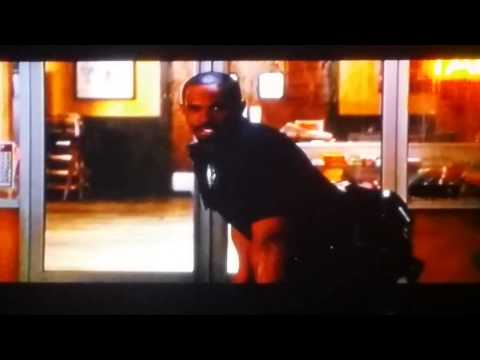 Let's be cops Justin's dance deleted scene