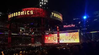 Dr. Of Thuganomics John Cena WrestleMania 35 Entrance LIVE