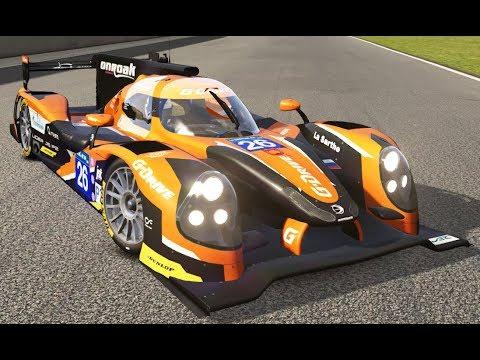 Assetto Corsa - Onroak Automotive Ligier JSP2 Honda +