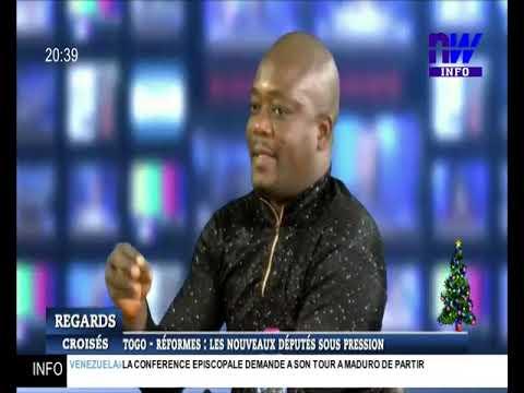 Togo – Réformes : les nouveaux députés sous pression (RC Mardi 08 01 2019 P4)