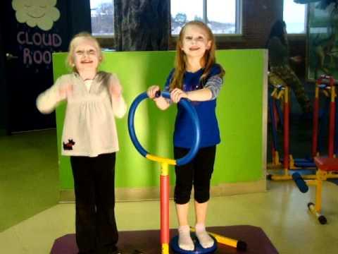 Childrens Fitness Equipment Perfetto Kids