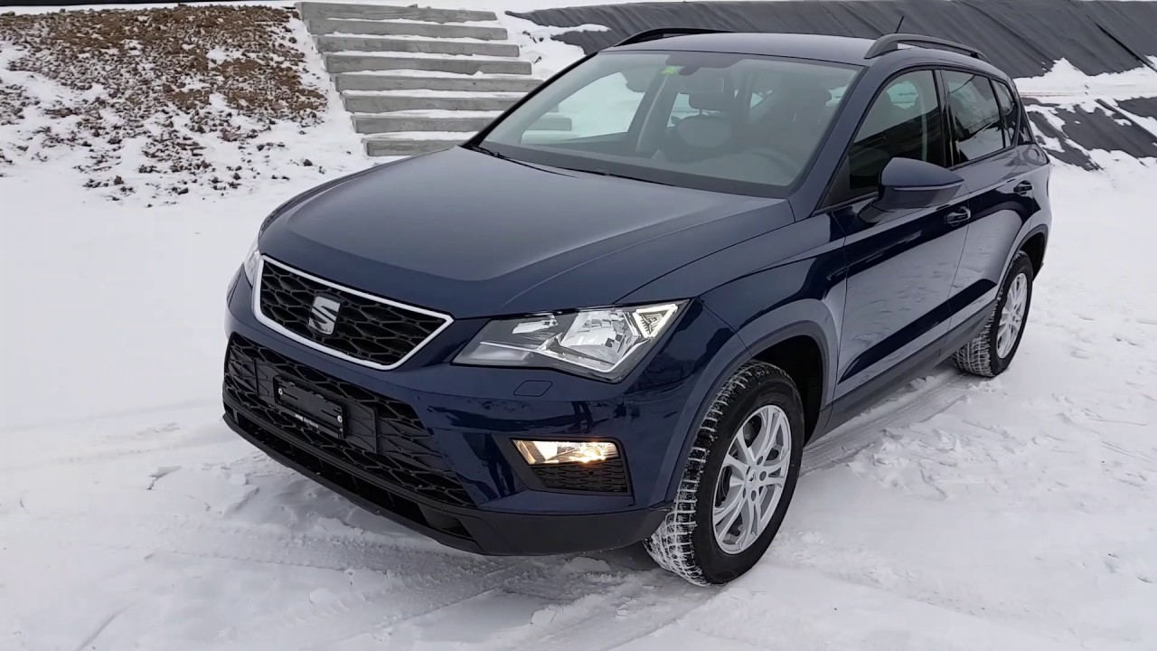 seat ateca reference youtube
