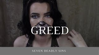 Greed Makeup Tutorial | 7 Deadly Sins
