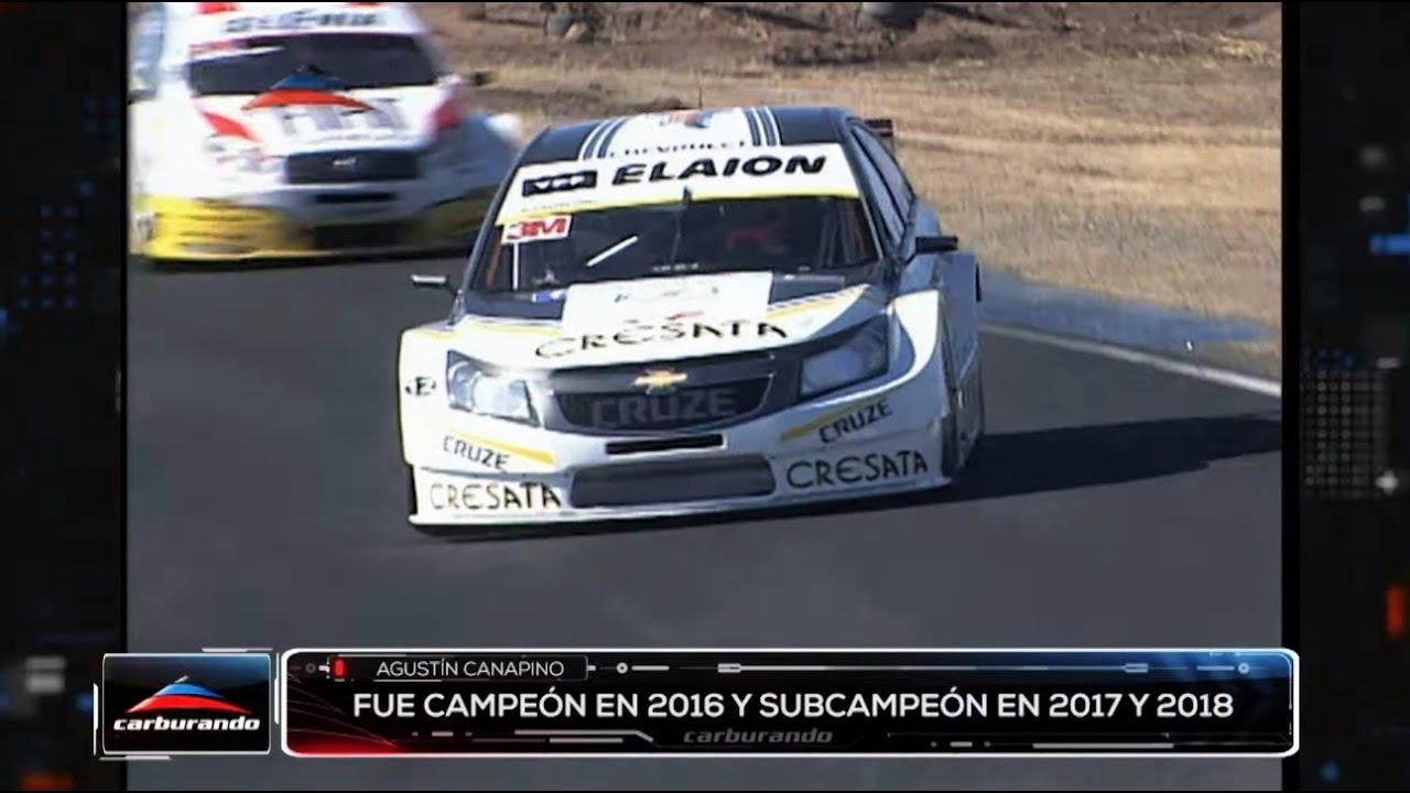 Primer victoria de Canapino en el TC2000 - Progarama #CARBUxTYC 30-06
