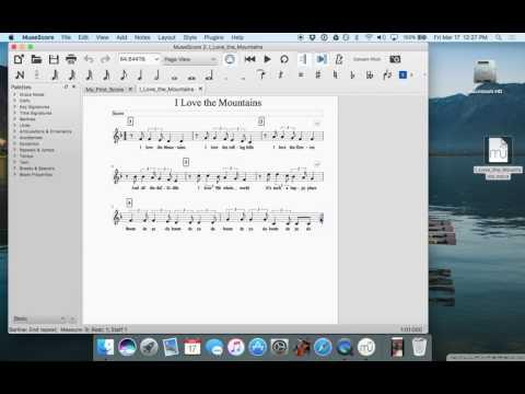 MuseScore MIDI Export