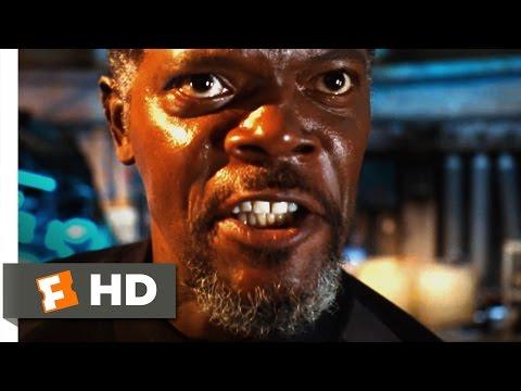 Deep Blue Sea  Russell Is Eaten Scene 710  Movieclips