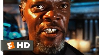 Deep Blue Sea (1999) - Russell Is Eaten Scene (7/10) | Movieclips