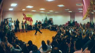 �������� ���� Новогодний концерт 2017   YES! Саратов   Брейк-данс ������