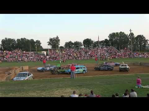 Heat 2 Lebanon Fair Demo Derby