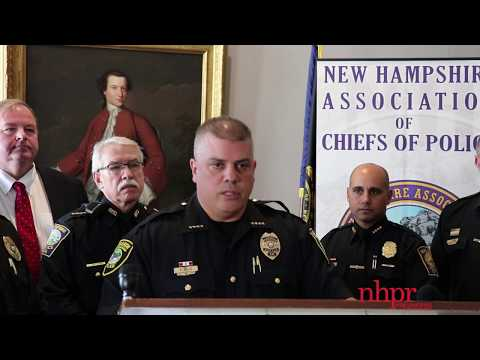 NH Chiefs of Police Oppose Marijuana Legalization