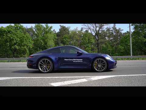 Новый Porsche 911 Carrera 4S 2019: обзор и тест-драйв от Елены Добровольской ♕
