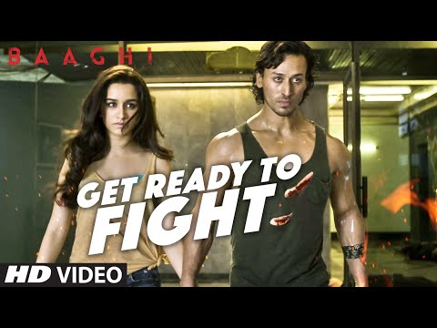 Get Ready To Fight Video Song | BAAGHI |...