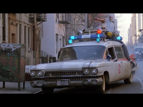Ecto-1 Intro - Ghostbusters 2