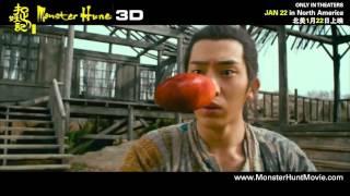 捉妖记 3D 北美预告片