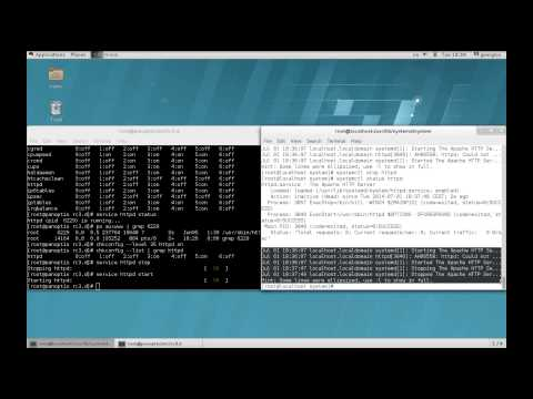 RHEL 7 and basic systemd commands (George Magklaras)