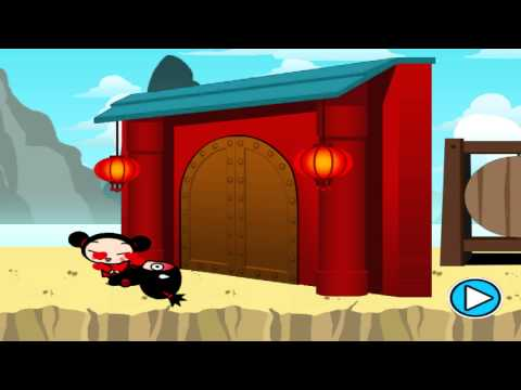 [TAS] Wii Pucca's Kisses Game By RachelB In 46:09.36