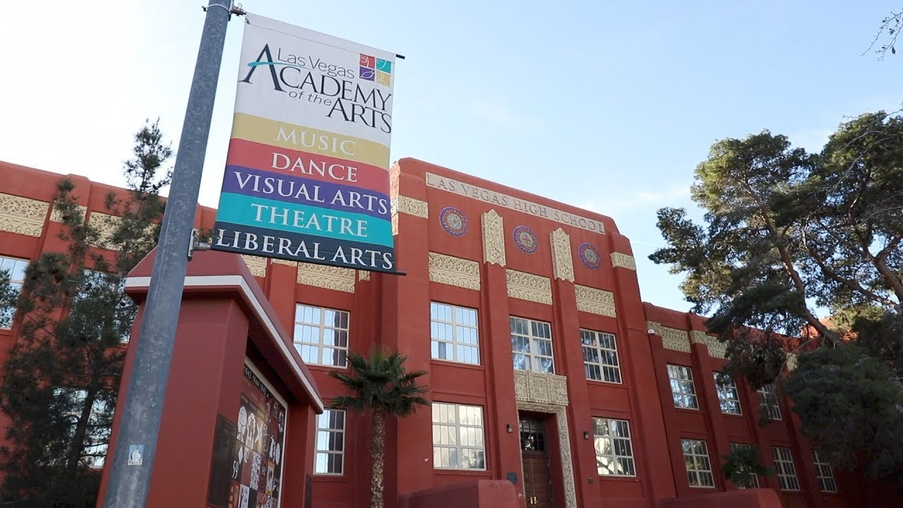 Academy Of The Arts >> Las Vegas Academy Of The Arts Vocal Department Promo