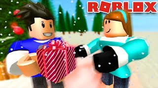 MANUFACTURES CHRISTMAS GIFTS IN ROBLOX
