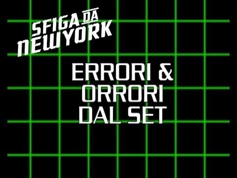SFIGA DA NEW YORK - EXTRA - Errori e orrori dal set
