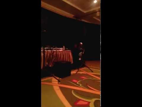 Rodney Page A.K.A. DJ Rod P freestyle rap at MTS