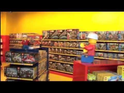 LEGOLAND Discovery Center, Atlanta - YouTube