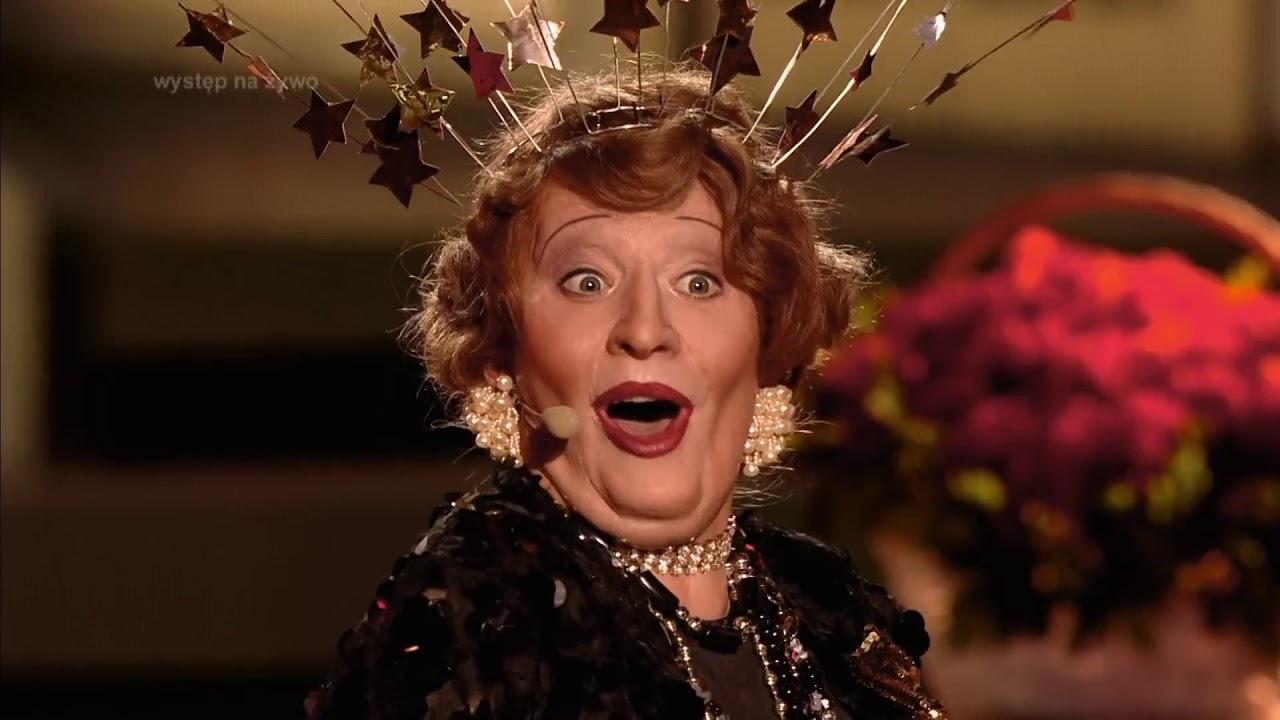 Download Twoja Twarz Brzmi Znajomo 9 -Odcinek 5- Krzysztof Szczepaniak jako Meryl Streep jako Boska Florence