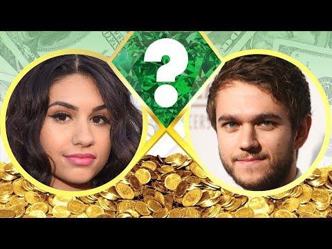 WHO'S RICHER? - Alessia Cara or Zedd? - Net Worth Revealed! (2017)