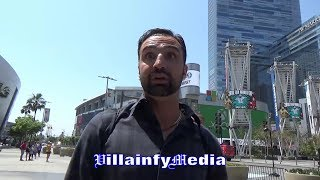 PAULIE MALIGNAGGI EXPLAINS TO GOLOVKIN HE HAS TO UNDERSTAND CANELO IS THE A SIDE; AGREES WITH IBF