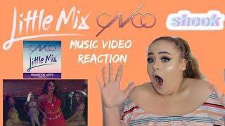 CNCO & Little Mix Reggaetón Lento (Remix) (Official Video) REACTION - Elise Wheeler