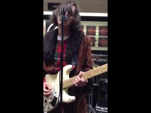 Peace - full live performance @ Head Records Leamington Spa  29/3/13