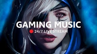 Best Gaming Music Mix 2018 ♫ 🎮24/7 Music Live Stream | Gaming Music / Electronic Radio 🎧