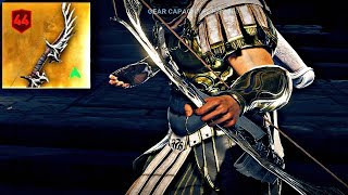 Assassin's Creed Odyssey - How To Get Hades Bow LEGENDARY (Best Bow Location)