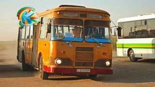 На память - о транспорте Кокшетау