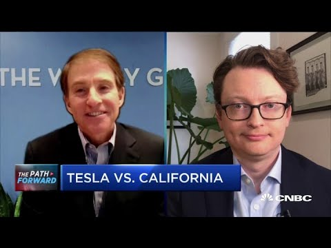 Elon Musk's threat on getting a few more manufacturing days in: Fmr. Tesla board member