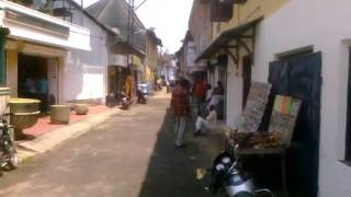 Jewish area at Cochin.mp4