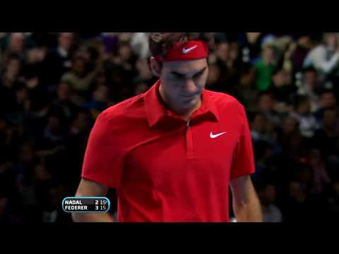 8 of the Best Rallies - Nitto ATP Finals