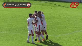FATV 19/20 Fecha 13 - Torneo Apertura - Colegiales 1 - Talleres 3
