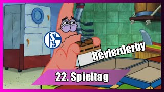 Bundesliga 22. Spieltag portrayed by Spongebob [Deutsch/German]