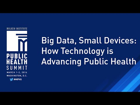 Big Data, Small Devices: How Technology Is Advancing Public Health