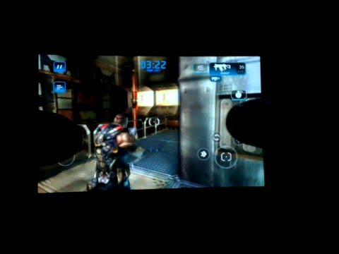 Alcatel One Touch Scribe HD - Spiele / Gaming Test - Part 2