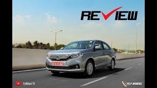 Honda Amaze | Flywheel Review