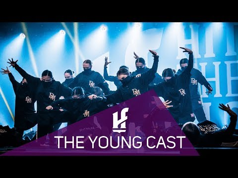THE YOUNG CAST | Hit The Floor Gatineau #HTF2018