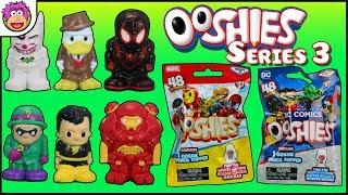Series 3 DC Comics Marvel OOSHIES Assortment