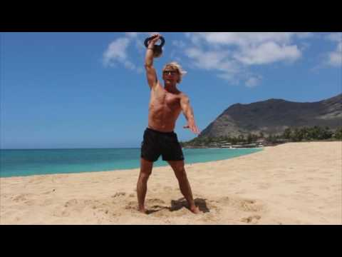 Kettlebell Training: Windmill