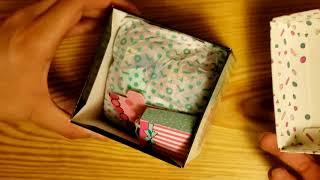 ASMR - No Talking - Unboxing Two LOL Surprise: Present Surprise Dolls