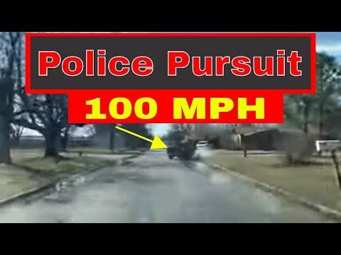 Police Pursuit 100
