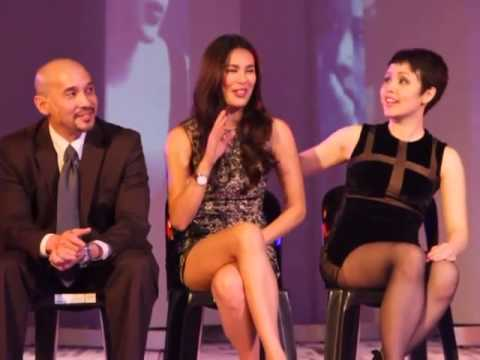 Angel Aquino- talks CLOSER play