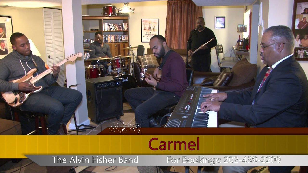 Carmel Joe Sample The Alvin Fisher Band - YouTube