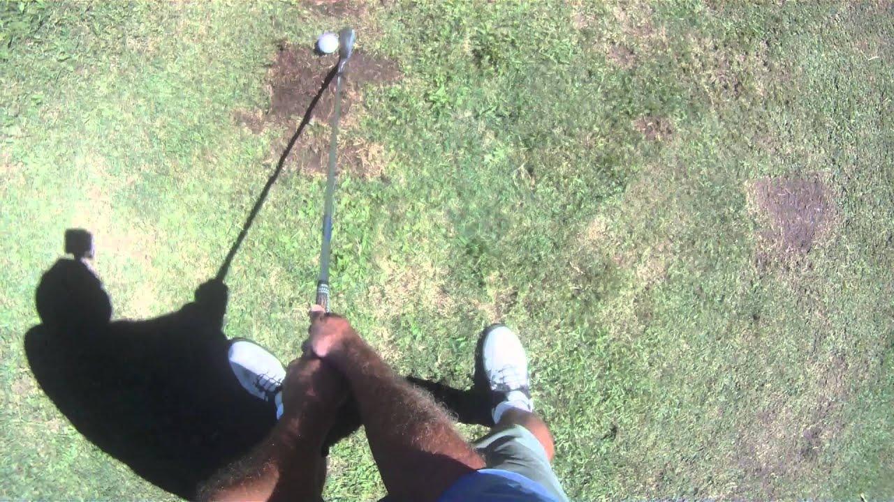 Doug Kercher Golf Swing Eye View Mp4 Youtube