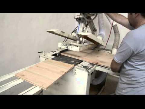 Melosch - Máquina semiautomática techos y pisos